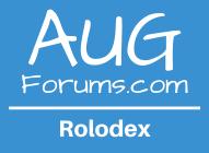 Acumatica Rolodex
