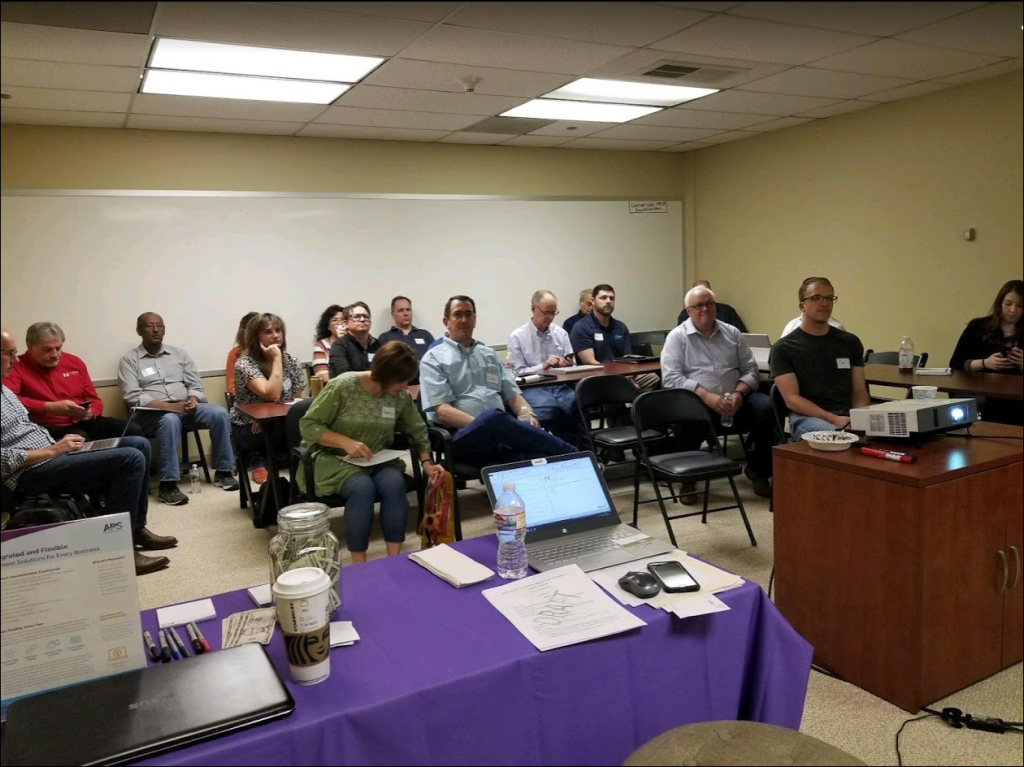 I Got to Attend an Acumatica User Group Meeting in Denver